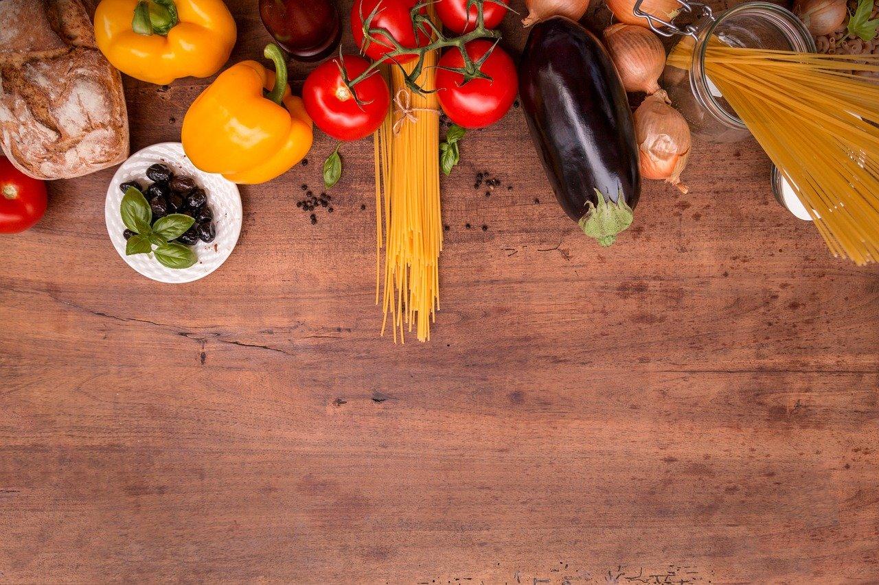 mediterrane Küche Zutaten italienische Küche